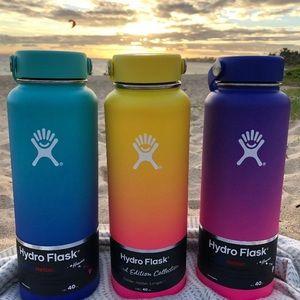 Genuine Hydro Flask - Hawaii Collection 🏄🏼♀️🍍